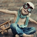 child-wooden-airplane-aviator-wide-hd-wallpaper